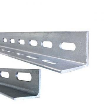 slotted angle steel bar