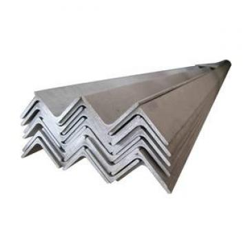 ASTM A276 Hot rolled 321 steel angle bar
