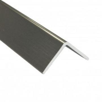 ASTM SUS UNS 316L S31603 Unequal Stainless Steel Angle Bar Building Construction