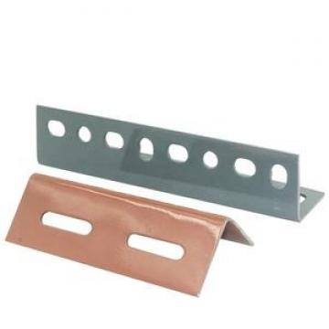 Powder Paint Slotted Angle Iron bar with full sizes