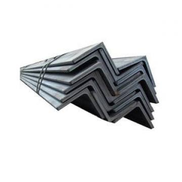 China Factory Slotted Angle Bar / Slotted Iron Angle Unequal and Equal