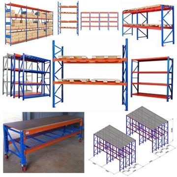 Adjustable Metal Warehouse Shelving Heavy Duty Racking And Shelving Rack Warehouse