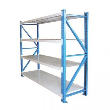 Customized hot selling 5 layers metal storage shelf for supermarker/store/warehouse/mall