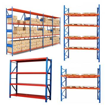 Safety longspan warehouse rack L1200mm Beam Racking display storage shelf