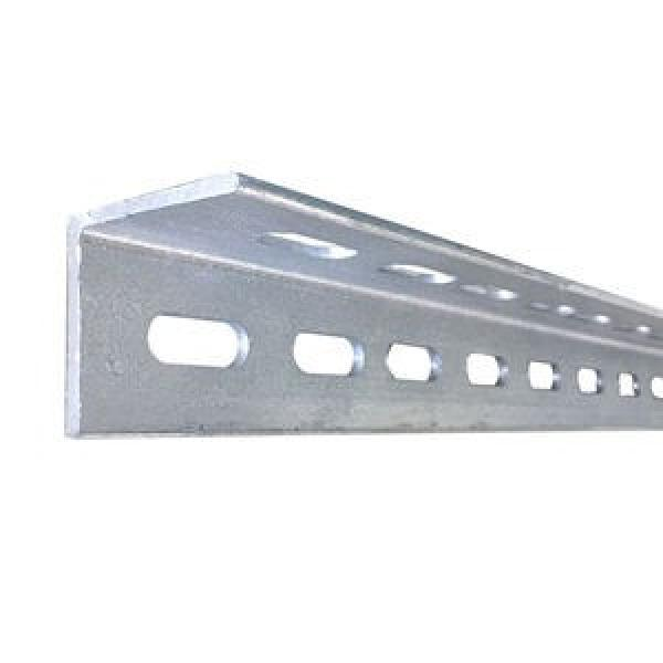 standard galvanized equal steel corner angle iron prices ss400 a36 #1 image
