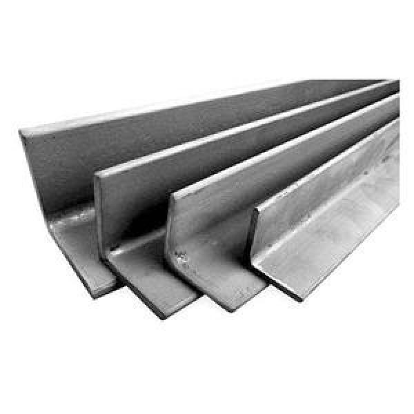 Angle Steel Galvanized Angle Iron Bar/unequal Steel Angle #1 image