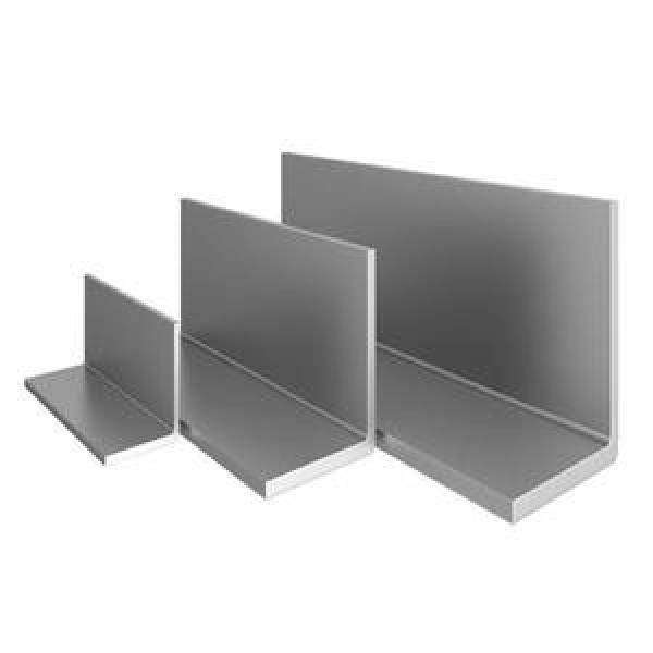 2B Surface Hot Rolled Equal and Unequal Iron Angles stainless steel angle bar 904L #2 image