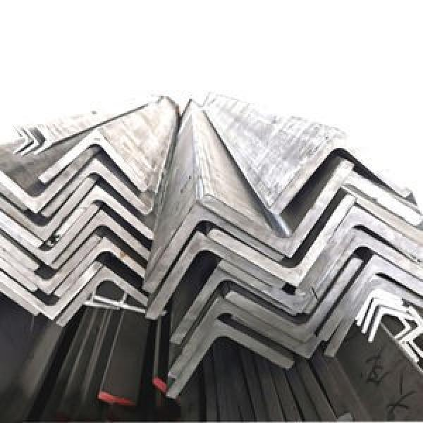 Galvanized slotted steel angle iron prices for sale #3 image